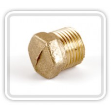 "TAPON 1.1/4"" BRONCE ROSCADO"