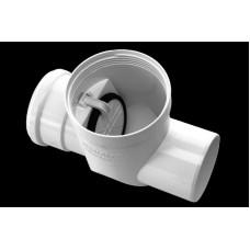 VALVULA ANTIRRETORNO PVC TUBOFORTE 110 MM X 3,2MM CON O´RING