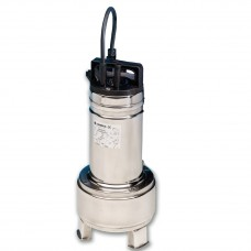 BOMBA SUMERGIBLE CLOACAL PORTATIL LOWARA DOMO15T 1.1/2HP TRIFASICA