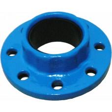 ADAPTADOR DE BRIDA PARA TUBO PVC 100MM-110MM