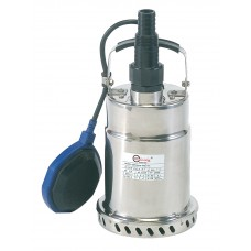 BOMBA SUMERGIBLE PLUVIAL MOTORARG SD INOXIDABLE 400 0.65HP MONOFASICA