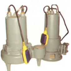 BOMBA SUMERGIBLE CLOACAL CZERWENY 100WQ2.2-4P 3HP TRIFASICA