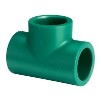 TEE NORMAL ACQUA SYSTEM FUSION 25MM