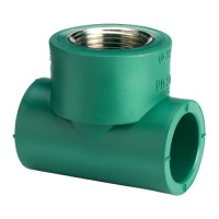 TEE ACQUA SYSTEM RH 25MM X 3/4""